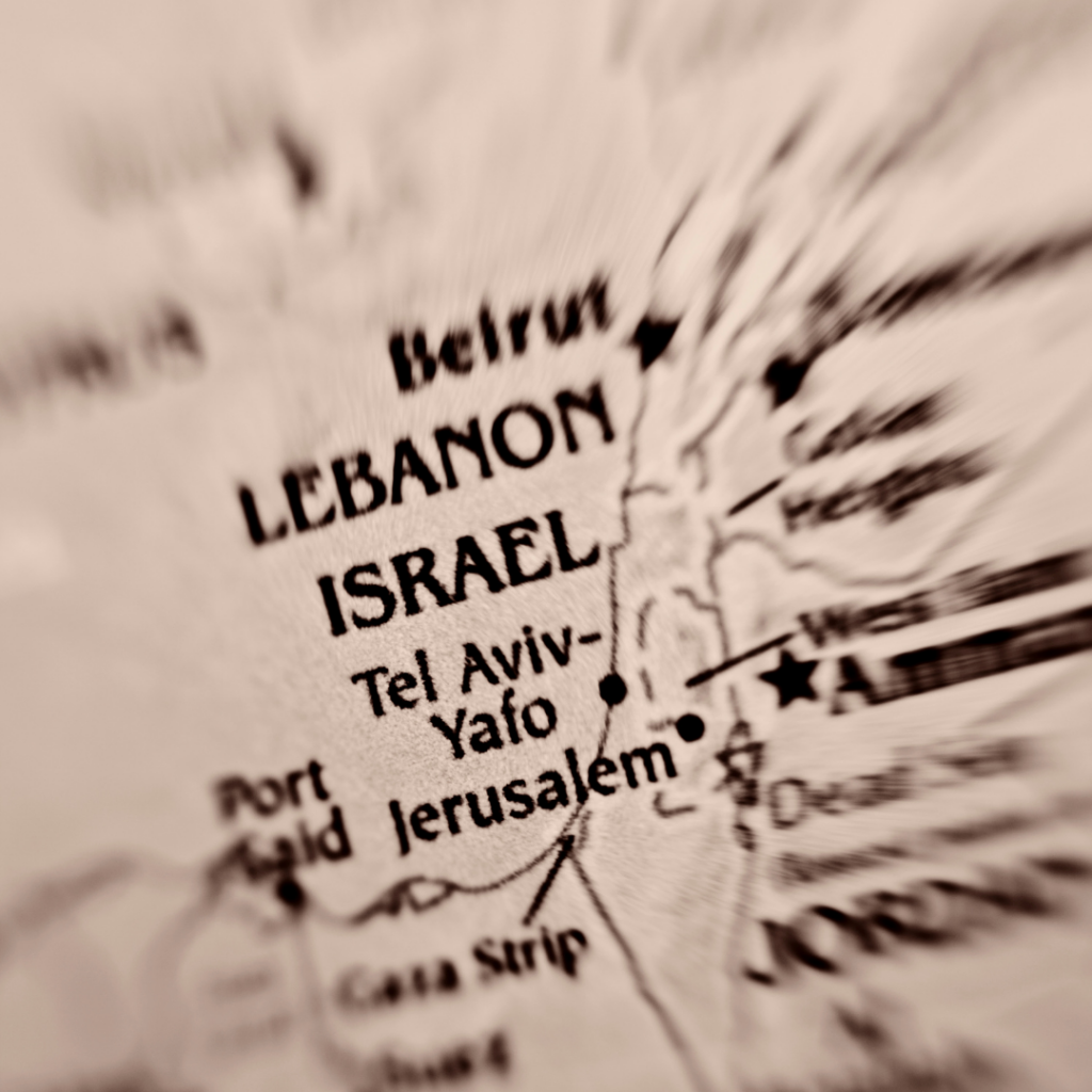 Israel and the Diaspora: Geopolitical Lectures